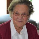 Augusta Victoire Scheerlinck geboren te Liedekerke op 16 mei 1929 overleden te Pamel op 17 augustus 2017
