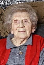 Emilia Dubois geboren te Pamel 29 november 1922 overleden te Aalst 26 maart 2017