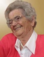 Joanna Appelmans geboren te Lennik op 20 mei 1910 overleden te Lennik op 30 april 2017