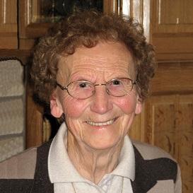 Lucienne Gies geboren te Okegem, 17 november 1928 overleden te Roosdaal, 23 augustus 2016