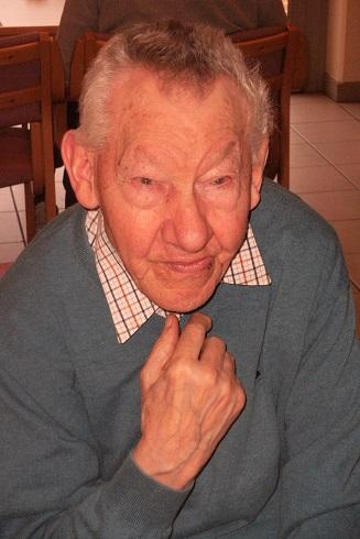 Remy Van Droogenbroeck geboren te Borchtlombeek 4 maart 1928 overleden te Roosdaal 24 augustus 2016