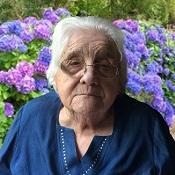 Florine De Pauw geboren te Pamel op 18 oktober 1927 overleden te Pamel op 9 december 2017