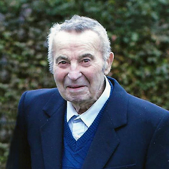 Petrus Raymaekers geboren te Borchtlombeek op 12 maart 1931 overleden te Ledeberg op 23 januari 2018